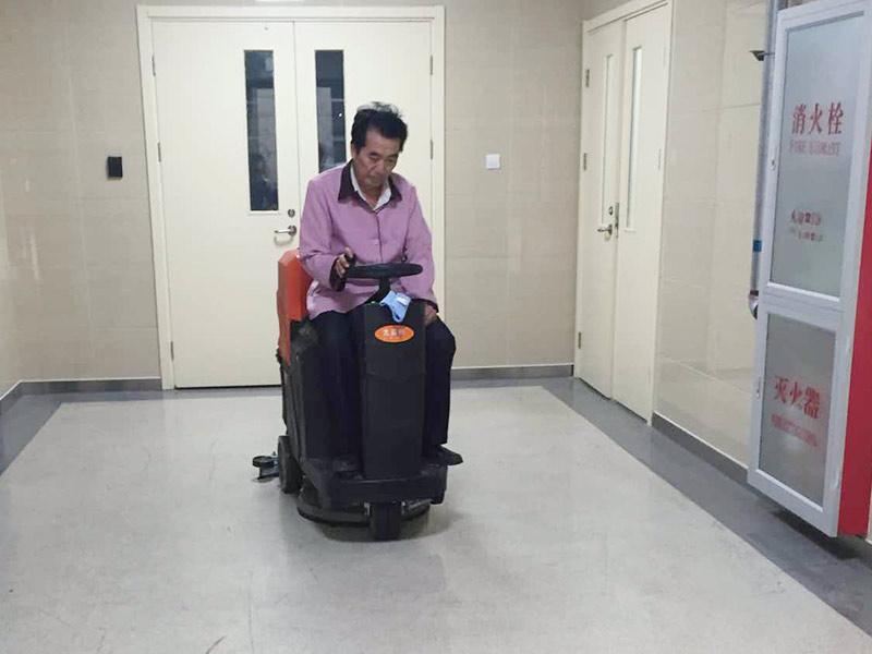医院机器设备保洁